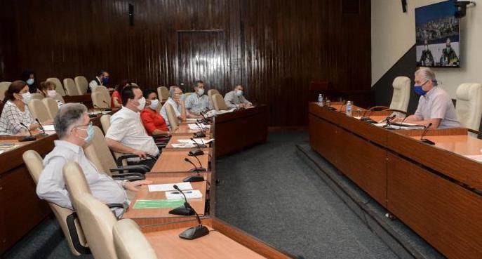 Consejo de Ministros: En la senda de perfeccionar el proyecto social y económico cubano