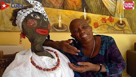 Fátima Patterson, una mujer de sangre santiaguera y alma teatral