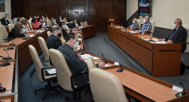Grupo temporal de trabajo del Gobierno para el enfrentamiento a la COVID-19