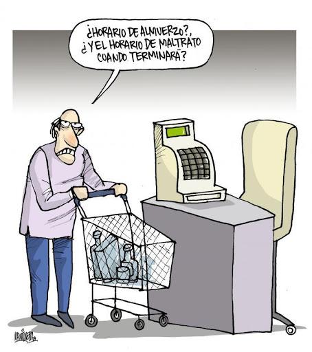 De Pesas, pesajes y trucos contra la protección al Consumidor