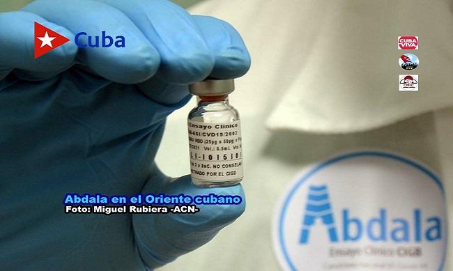 Abdala comienza fase III de ensayo clínico en el Oriente cubano