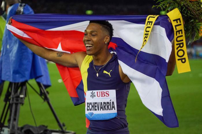 Juan Miguel Echevarría, unbeatable thus far in 2021
