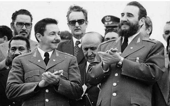 Fidel en clausura del 1er Congreso del PCC