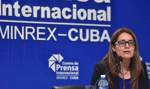 Yaira Jiménez Roig, directora de Comunicación e Imagen del Ministerio