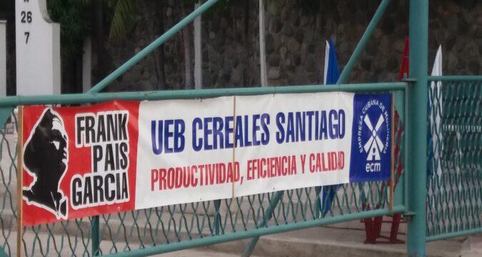 Empresa de Cereales Santiago