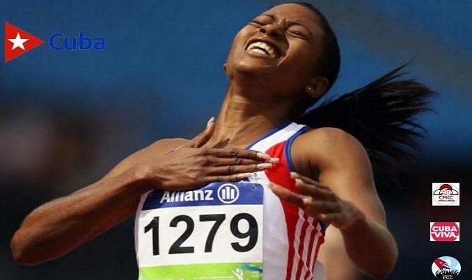 Santiaguera Omara Durand, Pentacampeona Paralímpica, con 2 de las 5 doradas cubanas en Grand Prix en Túnez