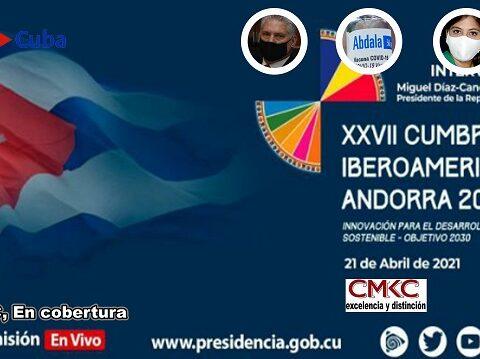Andorra, XXVII Cumbre Iberoamericana de Jefes de Estado y Gobierno.