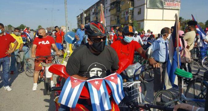Bloqueo NO, Viva Cuba Libre.