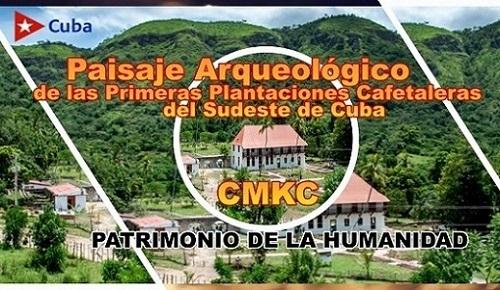 Parque Arqueológico Primeras Plantaciones Cafetaleras del Sudeste de Cuba. Patrimonio de la Humanidad.