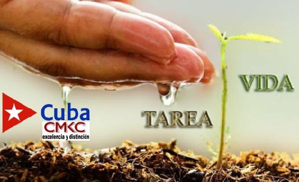 A pesar del bloqueo Cuba se esfuerza en la lucha contra el cambio climático y promueve la Tarea Vida