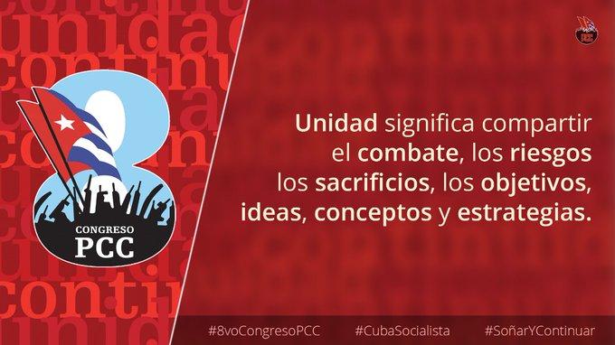 El Partido por la Unidad popular, fortaleza de ideas,conceptos y estrategia de lucha