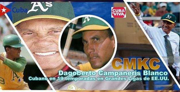 Dagoberto Blanco Campamería, cubano en 19 temporadas en Grandes Ligas de EE.UU. Imagen web: Santiago Romero Chang