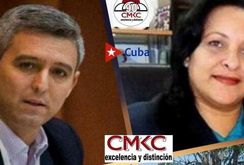 Promovidos Jorge Luis Perdomo como vice primer ministro y Mayra Arevich como ministra de Comunicaciones