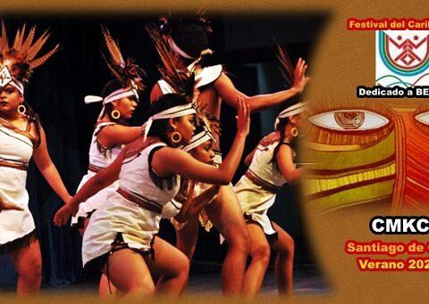 Festival del Caribe 2021 en Santiago de Cuba dedicado a la cultura de Belice. Imagen: Santiago Romero Chang