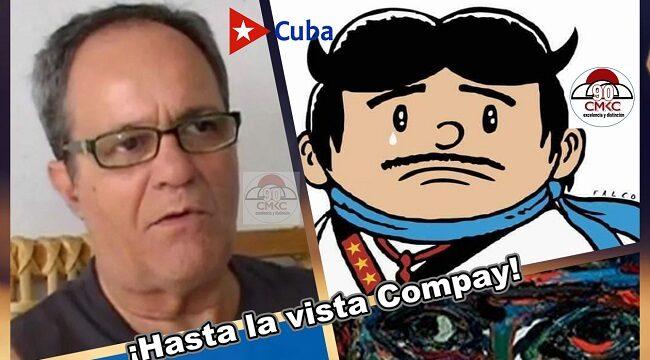 Adiós a Frank González, el actor que hizo feliz con sus voces a varias generaciones de cubanos. Imagen web: Santiago Romero Chang.