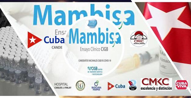 Cuba's Mambisa among the world's five nasal anti-Covid-19 vaccine candidates