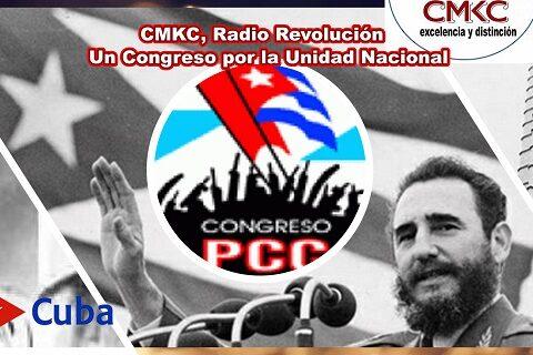 VIII Congreso del Partido Comunista de Cuba. Eighth Congress of the Communist Party of Cuba. Image: Santiago Romero Chan