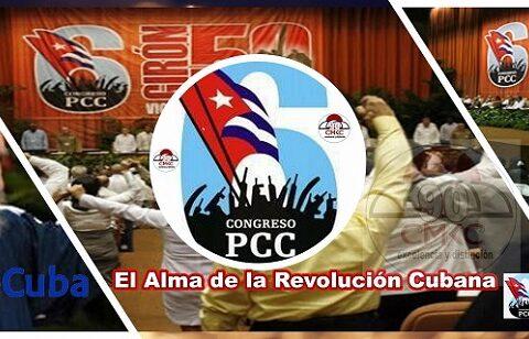 VIII Congreso del Partido Comunista de Cuba. Eighth Congress of the Communist Party of Cuba. Image: Santiago Romero Chang.