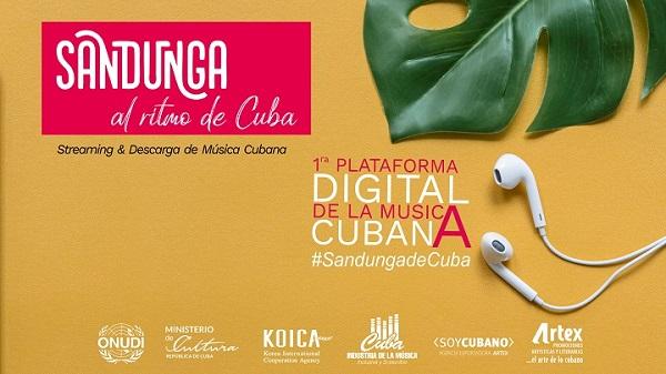 Cuba Launches Online Music Platform
