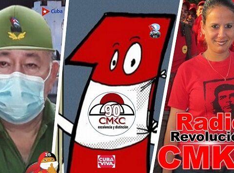 Unidos hacemos Cuba, ¡Viva el Primero de Mayo!. Imagen: Santiago Romero Chang.