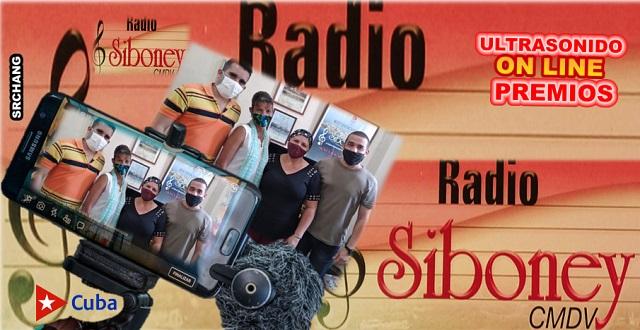 Radio Siboney 2do. Lugar en Programas Variados y Premio en Locución Femenina