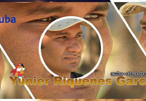 Joven creador Yunier Riquenes García, del verso a la acción. Imagen: Santiago Romero Chang