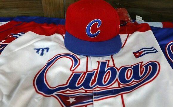 Equipo Cuba de béisbol a Preolímpico Florida 2021
