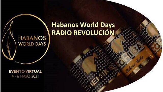Habanos World Days. CMKC, Radio Revolución.