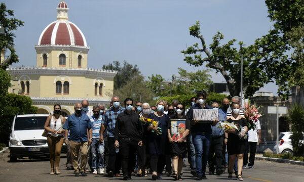 Adiós a Higinio Vélez desde su natal Songo-La Maya en Santiago de Cuba