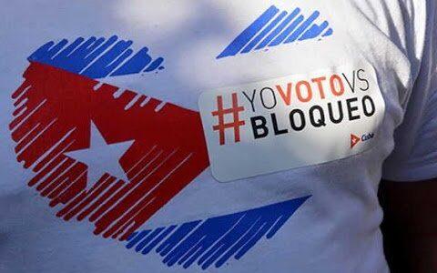 No Al Bloqueo, Imágenes de otro Twittazo 2021 por Cuba