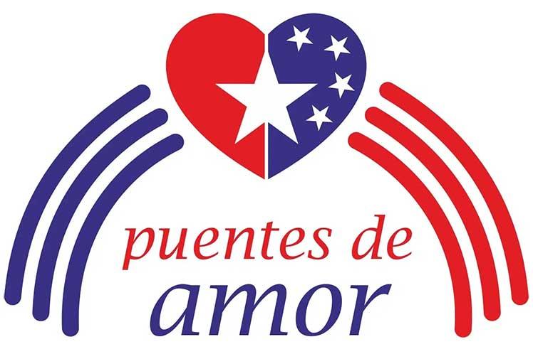 Puentes de Amor contra el bloqueo.