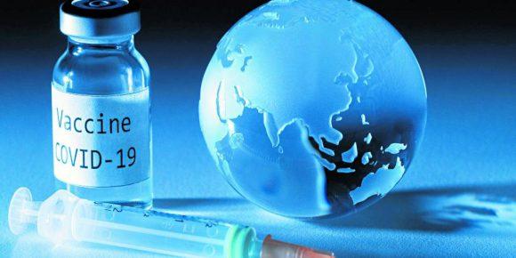 Vacunas en el mundo