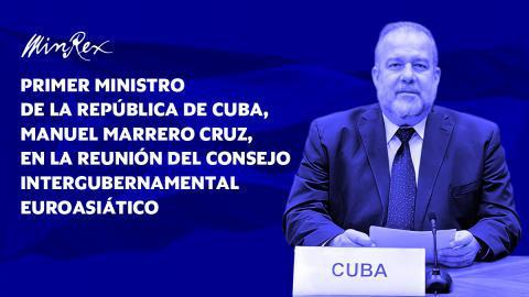 Cuba y la Unión Económica Euroasiática y sus Estados miembros