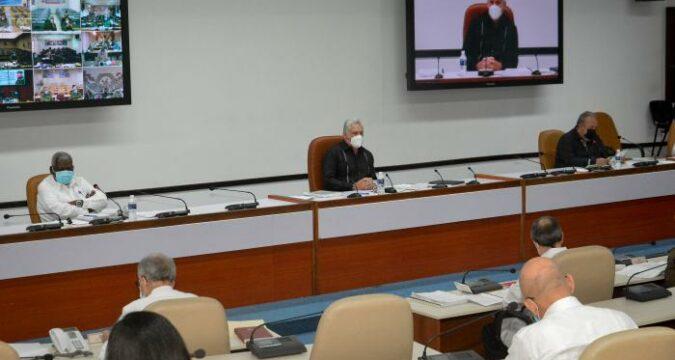 Consejo de Ministros de la República de Cuba