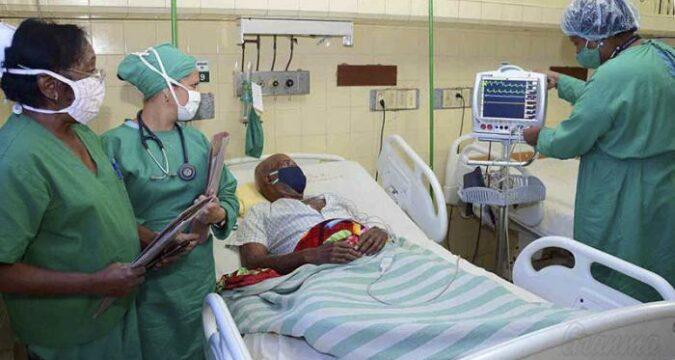 Estudio revela tendencia de la severidad de la COVID-19 en Cuba
