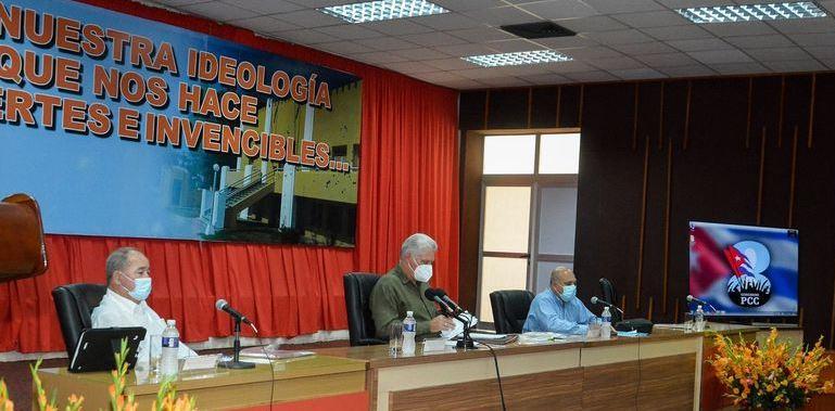 Santiago de Cuba, oncena provincia en evaluar la implementación de acuerdos del 8vo. Congreso del Partido