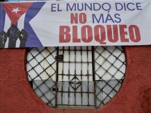¡NO al bloqueo contra Cuba!. Solidaridad que se multiplica en el mundo