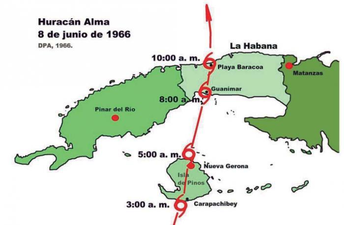 Temporada ciclónica 2021 se anticipa por el Occidente de Cuba