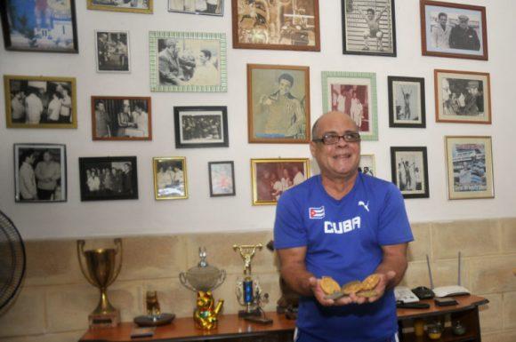 Santiaguero Daniel Núñez: Hércules se confiesa ante el tiempo