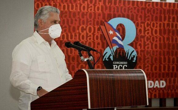 Díaz-Canel en intercambio del Secretariado del Comité Central del Partido en Ciego de Ávila