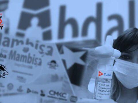 Vacuna Abdala y con el candidato Mambisa en convalecientes de la COVID-19.Imagen wen: Santiago Romero Chang