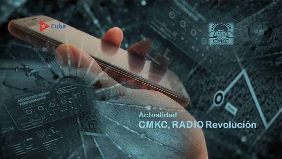 Actualidad CMKC, Radio Revolución. Foto: Santiago Romero Chang