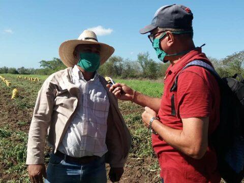 Campesinos santiagueros comprometidos a producir más y mejor