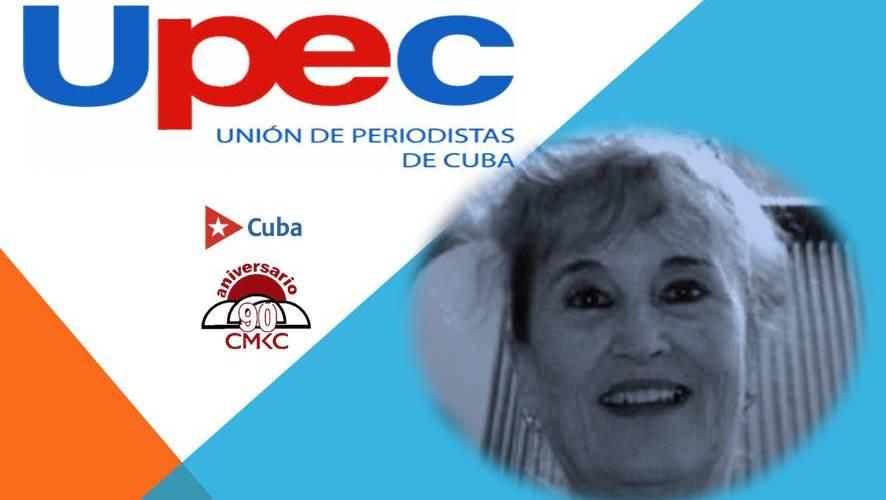 Adiós a una amiga de Santiago de Cuba, la periodista Astrid Barnet, fallecida a los 72 años