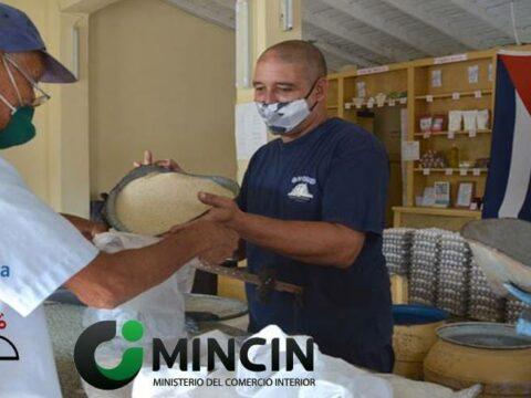 Red de bodegas del Ministerio del Comercio Interior de Cuba