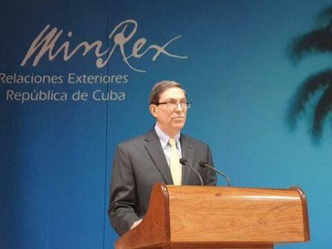 Canciller cubano, Bruno Rodríguez Parrilla, sobre recientes declaraciones de la administración de Joe Biden