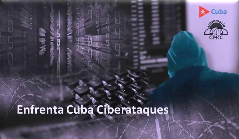 Cuba enfrenta ciberataques en medio del bloqueo cargado de odio y llamados a la subversión. Imagen web: Santiago Romero Chang.