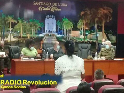 Exige Comandante de la Revolución Ramiro Valdés Menéndez aplicación rigurosa de medidas contra COVID-19 en Santiago de Cuba