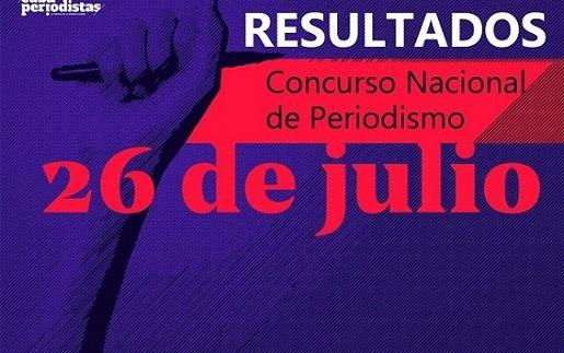 Concurso de Periodismo 26 de Julio
