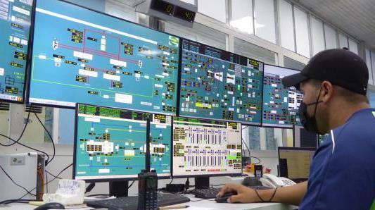 Control eléctrico por mejor sincronización y ahorro de energía. Foto: Germán Veloz Placencia